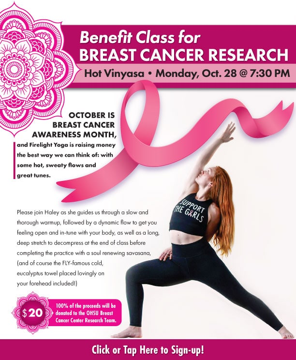 Benefit Class for Breast Cancer Research