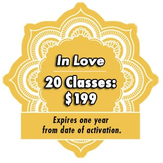 In Love: 20 Classes for $199