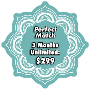 Perfect Match: 3 Months Unlimited