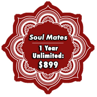 Soul Mates: 1 Year Unlimited for $899