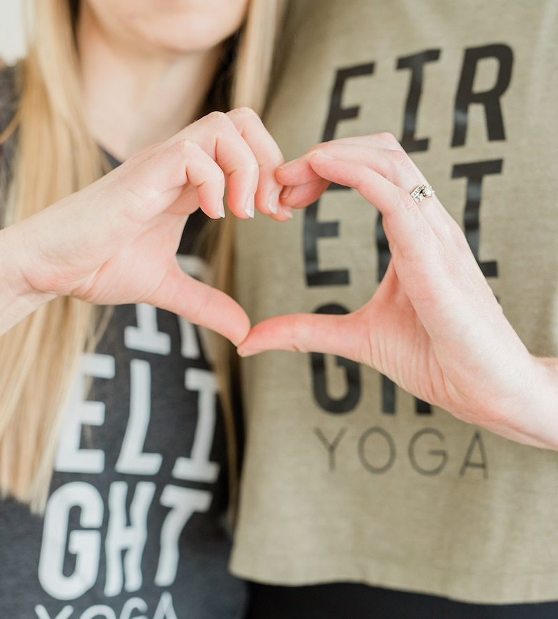 New to Yoga Heart