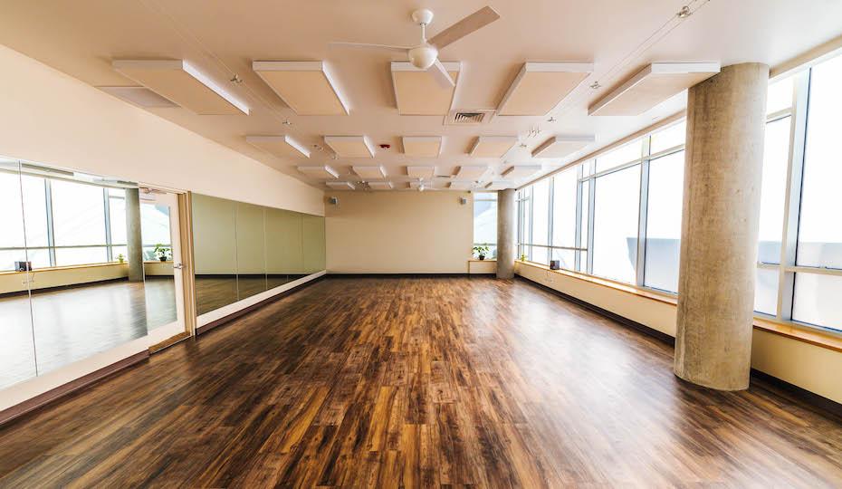 Firelight Yoga Classroom